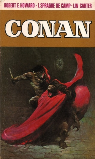 Portadas de las colecciones diversas de Conan 1973_e10