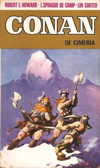 Portadas de las colecciones diversas de Conan 1973_e12