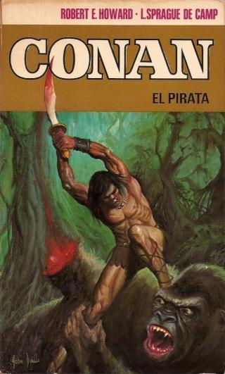 Portadas de las colecciones diversas de Conan 1973_e13