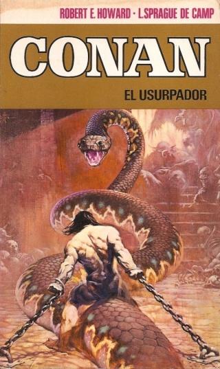 Portadas de las colecciones diversas de Conan 1973_e15