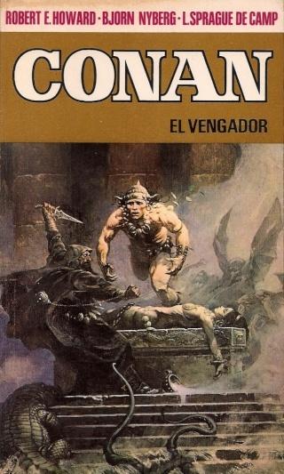Portadas de las colecciones diversas de Conan 1973_e18