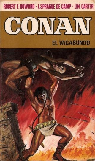 Portadas de las colecciones diversas de Conan 1973_e19