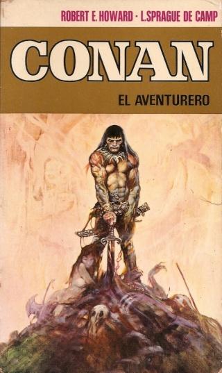 Portadas de las colecciones diversas de Conan 1973_e20