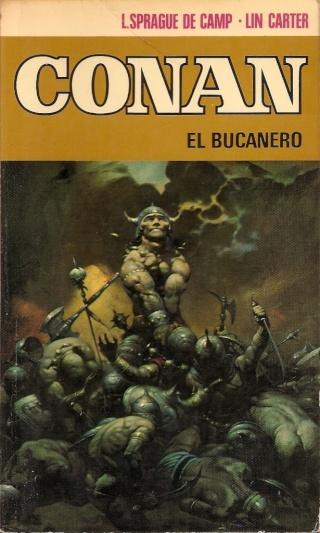 Portadas de las colecciones diversas de Conan 1973_e21