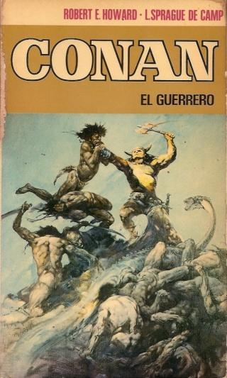 Portadas de las colecciones diversas de Conan 1973_e22