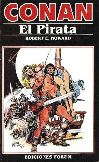 Portadas de las colecciones diversas de Conan 1984_e12