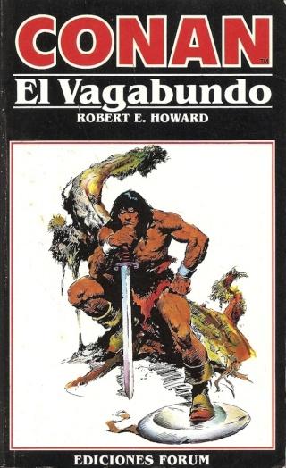 Portadas de las colecciones diversas de Conan 1984_e13