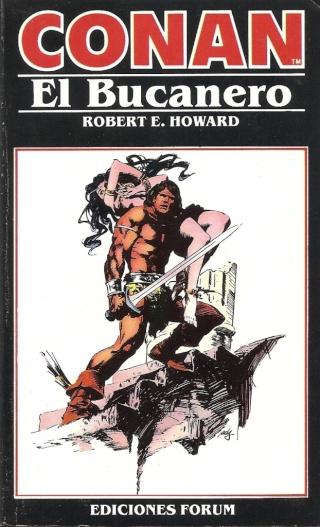 Portadas de las colecciones diversas de Conan 1984_e15
