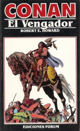 Portadas de las colecciones diversas de Conan 1984_e19