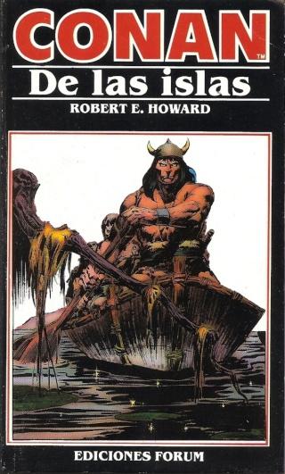 Portadas de las colecciones diversas de Conan 1984_e21