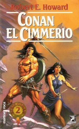 Portadas de las colecciones diversas de Conan 1995_e11