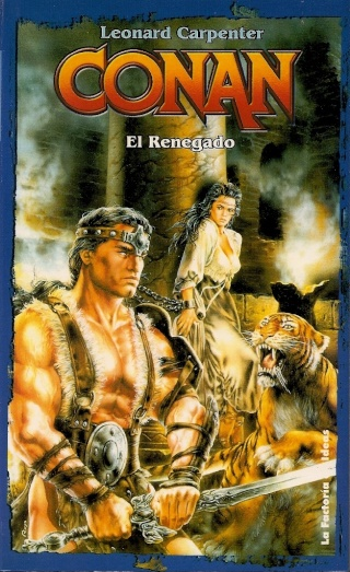 Portadas de las colecciones diversas de Conan 2000_e11