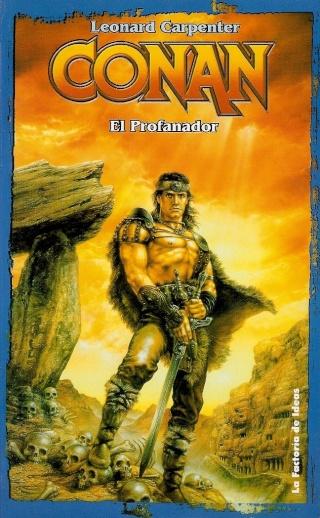 Portadas de las colecciones diversas de Conan 2000_e12
