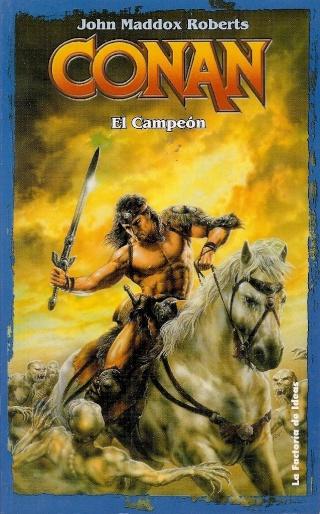 Portadas de las colecciones diversas de Conan 2000_e13