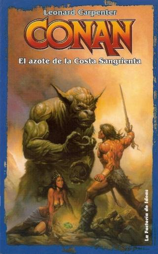 Portadas de las colecciones diversas de Conan 2000_e16