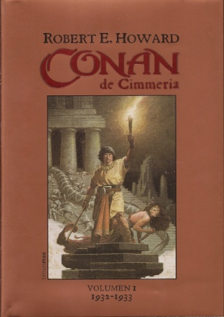 Portadas de las colecciones diversas de Conan 2004_c10
