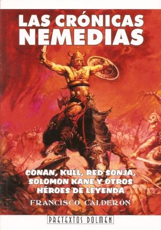 Portadas de las colecciones diversas de Conan Conan_15