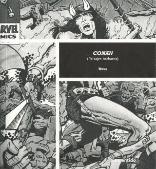 Portadas de las colecciones diversas de Conan Conan_17