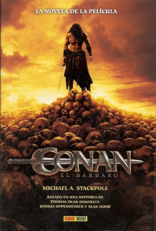 Portadas de las colecciones diversas de Conan Conan_18