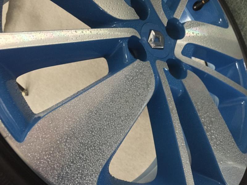 Cerchi diamantati Clio IV rinnovo e protezione Img_1410