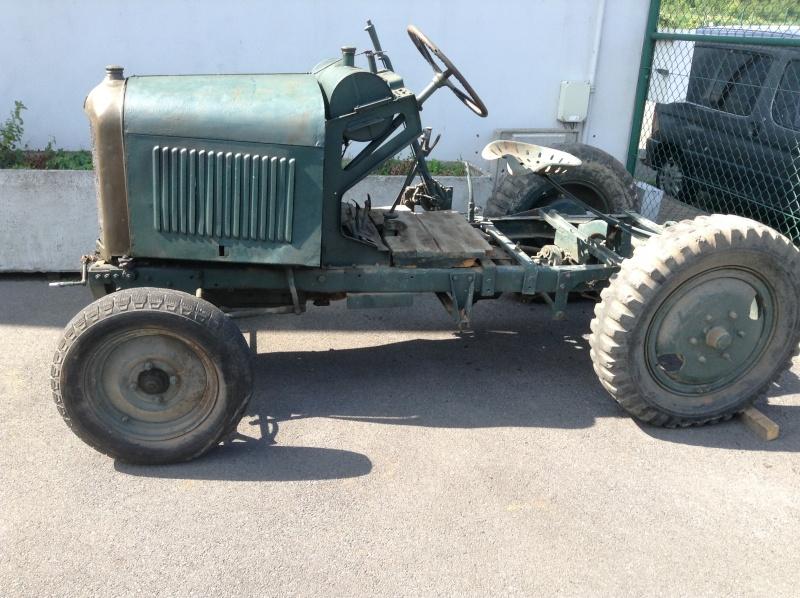 Des CITROËN transformées en tracteur.... - Page 2 Img_5410
