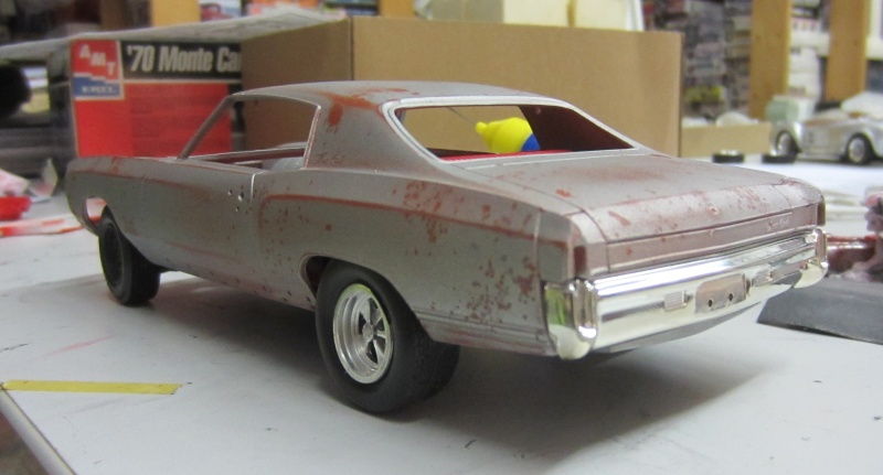 1970 Monte Carlo ( restoration epave style ) Cannet15