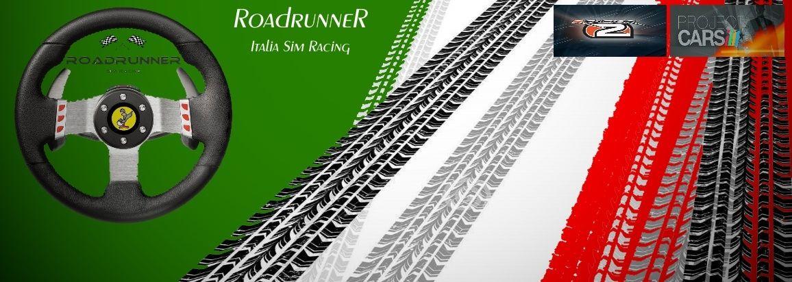 Roadrunner Vintage Sim Racing
