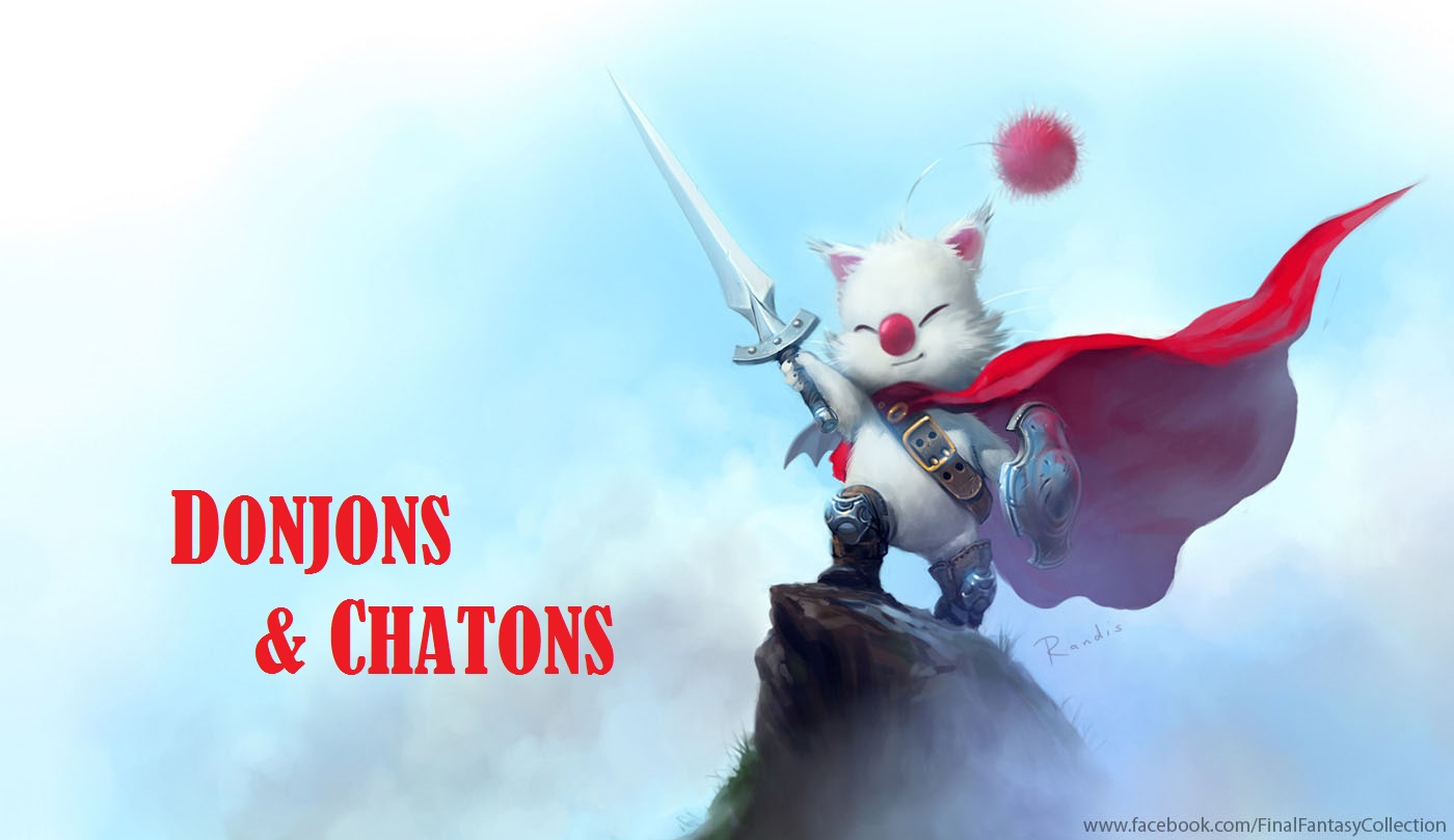 Donjons et Chatons