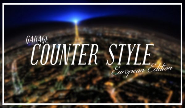 Garage Counter Style | European Edition 3dfcee10