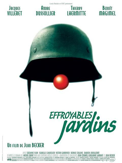 EFFROYABLES JARDINS Affich10