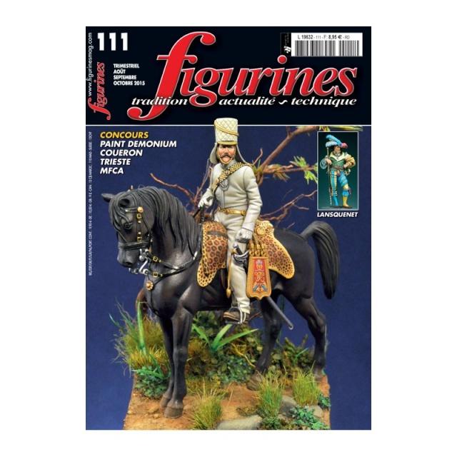 """Magazine """"Figurines"""" Figuri10"""