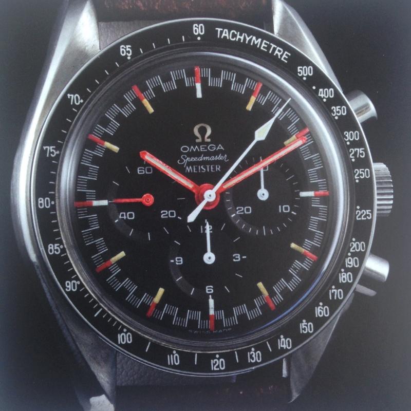 omega - Oméga Speedaster Japan Dial Img_9618