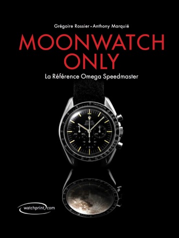 Moon watch only Un livre impressionnant! Moonwa10