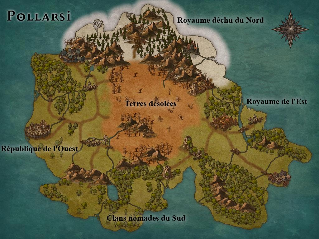 ARC 7 - La Destinée de Pollarsi Map11