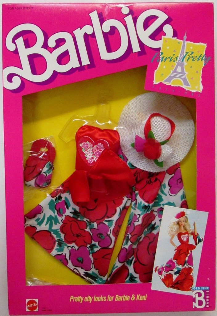 Robes, hauts de BBdoll - Page 5 Barbie13