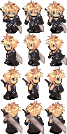 Pack FINAL FANTASY  Sprite11