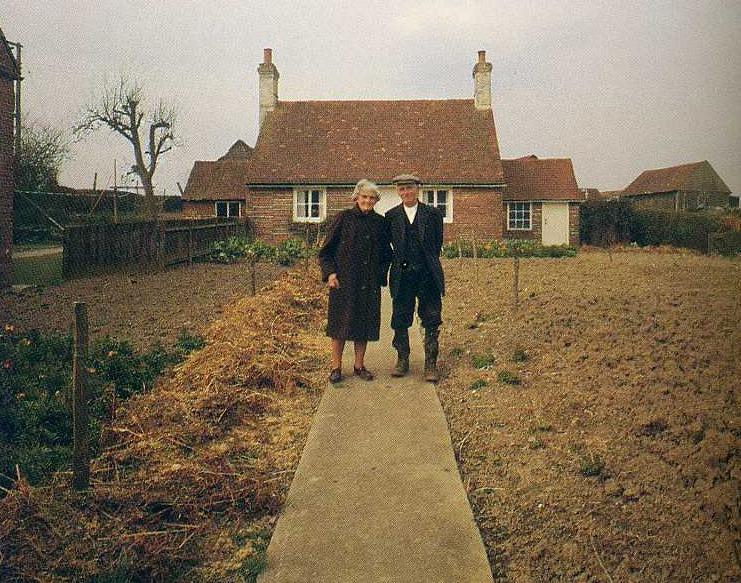 Un vieux couple prend la même photo à chaque saison 03e9f715