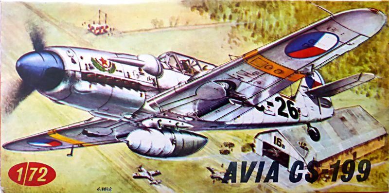 AVIA B-534 - KP - 1/72  Acs19910