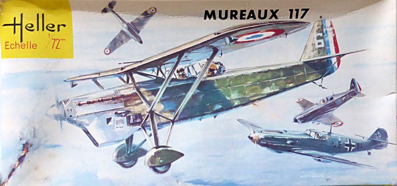 ANF Mureaux 115 Heller 1/72 (Fini) Mu117-10