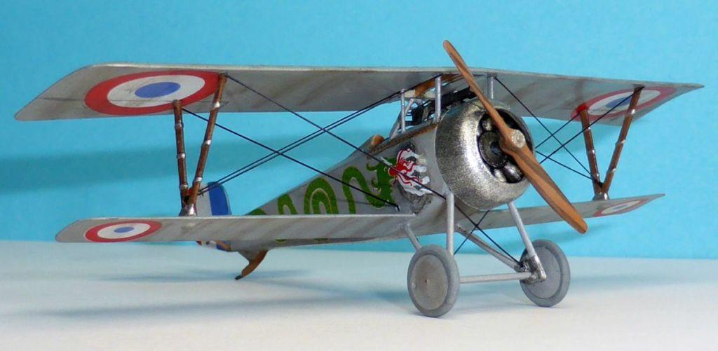 [Eduard] Nieuport Ni-17 Sergent Maurice Boyau, été 1917 Ni-17_12