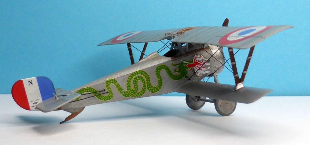 [Eduard] Nieuport Ni-17 Sergent Maurice Boyau, été 1917 Ni-17_14