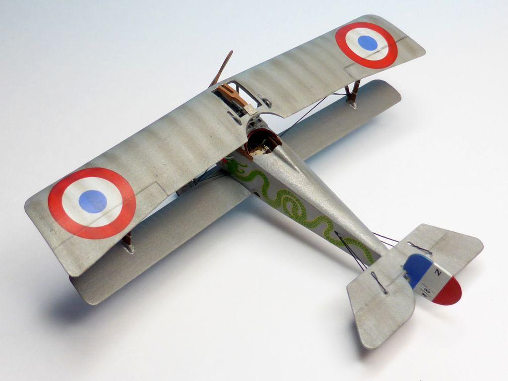 [Eduard] Nieuport Ni-17 Sergent Maurice Boyau, été 1917 Ni-17_16