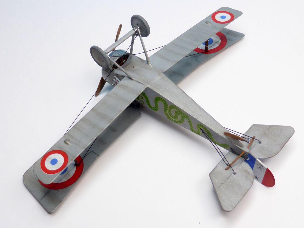 [Eduard] Nieuport Ni-17 Sergent Maurice Boyau, été 1917 Ni-17_17