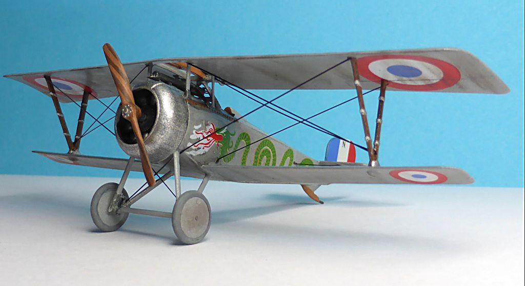 [Eduard] Nieuport Ni-17 Sergent Maurice Boyau, été 1917 Ni-17_18