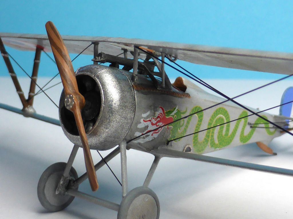 [Eduard] Nieuport Ni-17 Sergent Maurice Boyau, été 1917 Ni-17_19