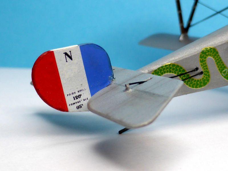 [Eduard] Nieuport Ni-17 Sergent Maurice Boyau, été 1917 Ni-17_22
