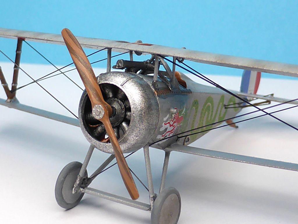 [Eduard] Nieuport Ni-17 Sergent Maurice Boyau, été 1917 Ni-17_24