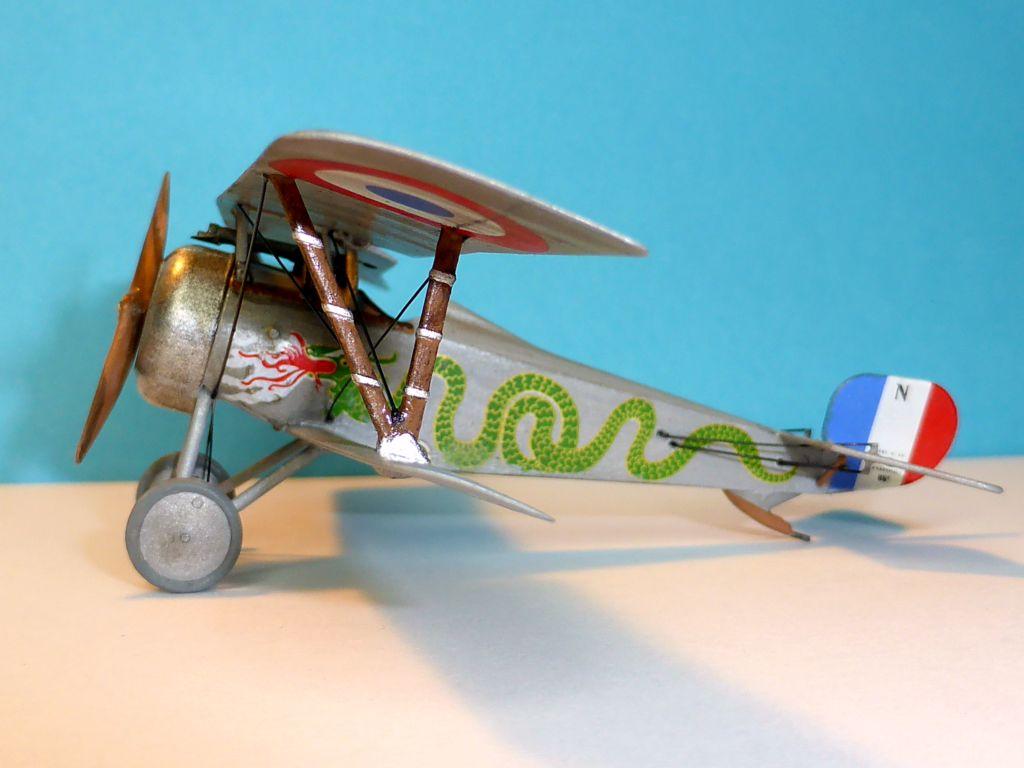 [Eduard] Nieuport Ni-17 Sergent Maurice Boyau, été 1917 Ni-17_25