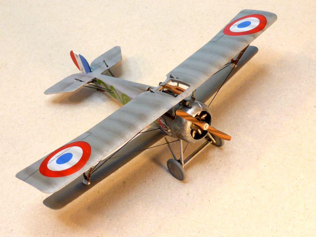 [Eduard] Nieuport Ni-17 Sergent Maurice Boyau, été 1917 Ni-17_26