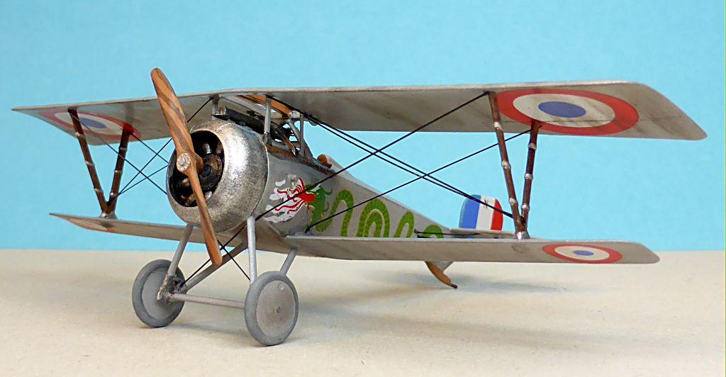 [Eduard] Nieuport Ni-17 Sergent Maurice Boyau, été 1917 Ni-17_30